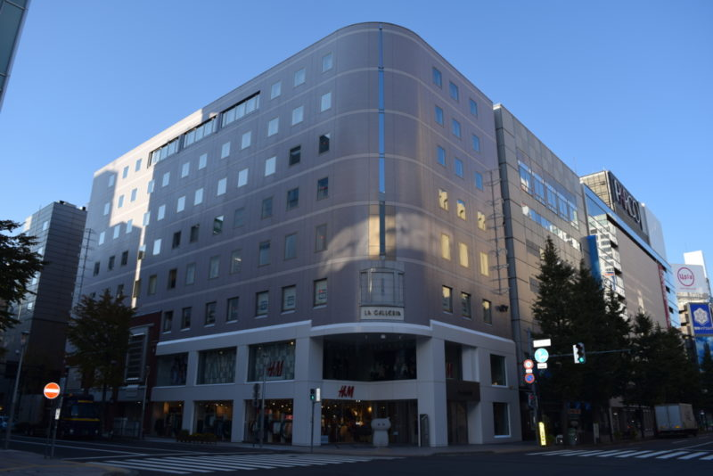 H&M札幌店