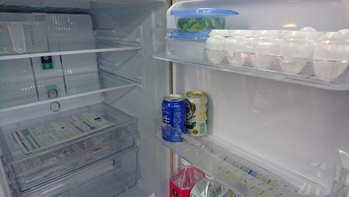 365日24時間稼働の冷蔵庫は大幅な電気代節約