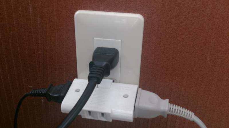 年間約5%以上を占める待機電力をカットし電気代節約