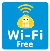 さっぽろ地下街Free Wi-Fiロゴ