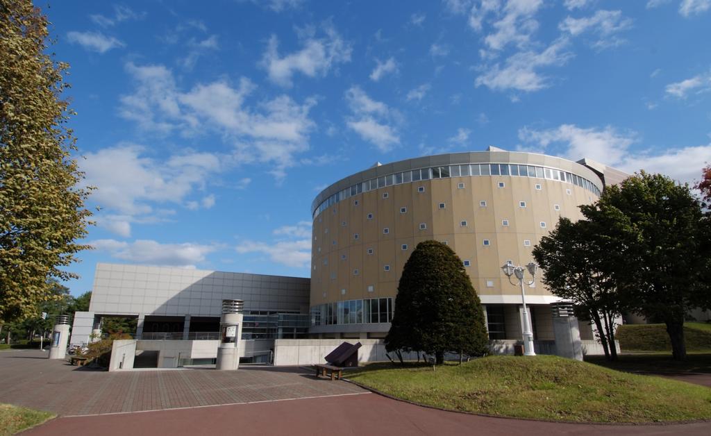 函館市芸術ホールの座席表・座席図