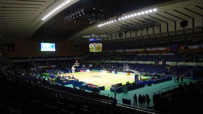 北海きたえーる(北海道立総合体育センター)の座席表・座席図