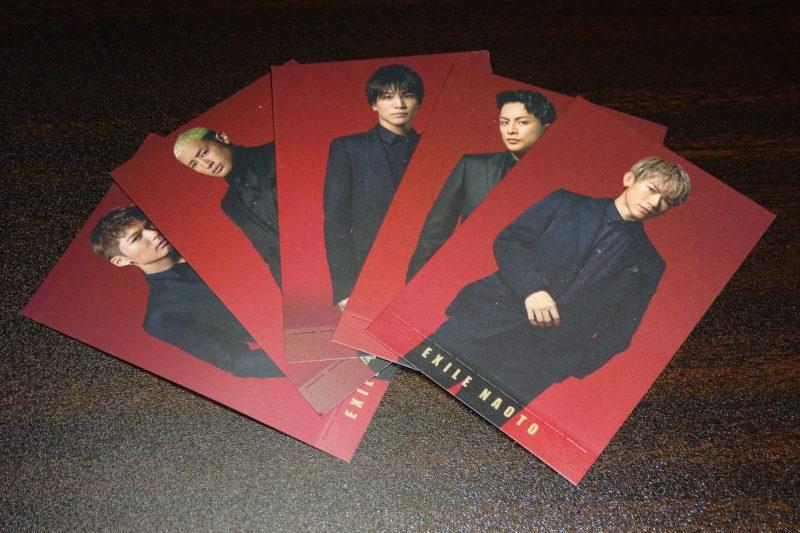 EXILEフォトカード全14種