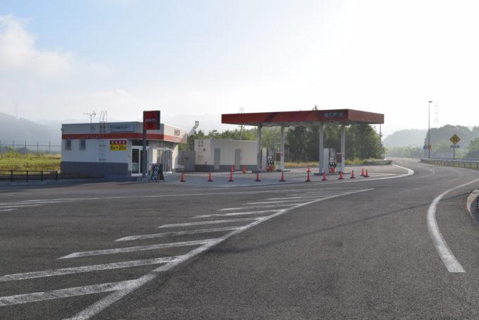 北海道内の高速道路でガソリンスタンドがあるSA・PA一覧