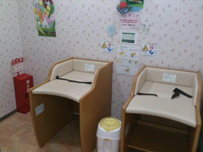 札幌駅・大通公園周辺でおむつ替えベッドがある施設一覧