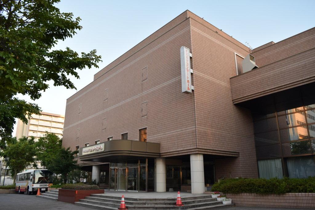 札幌サンプラザホールの座席表・座席図