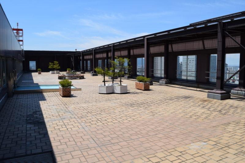 札幌市役所本庁舎展望回廊(