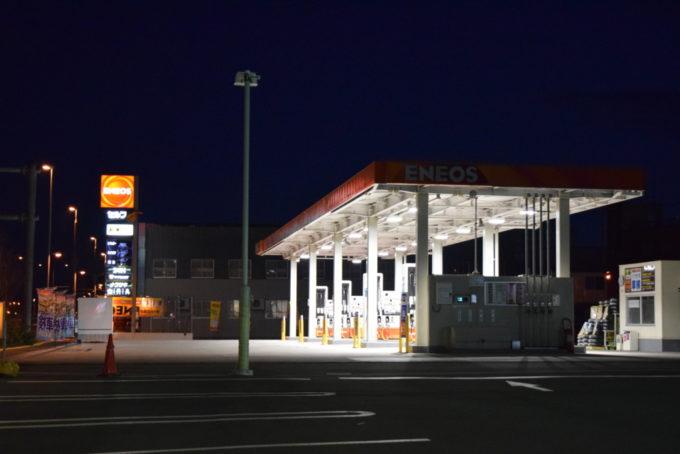 24時間営業している北海道のガソリンスタンド一覧