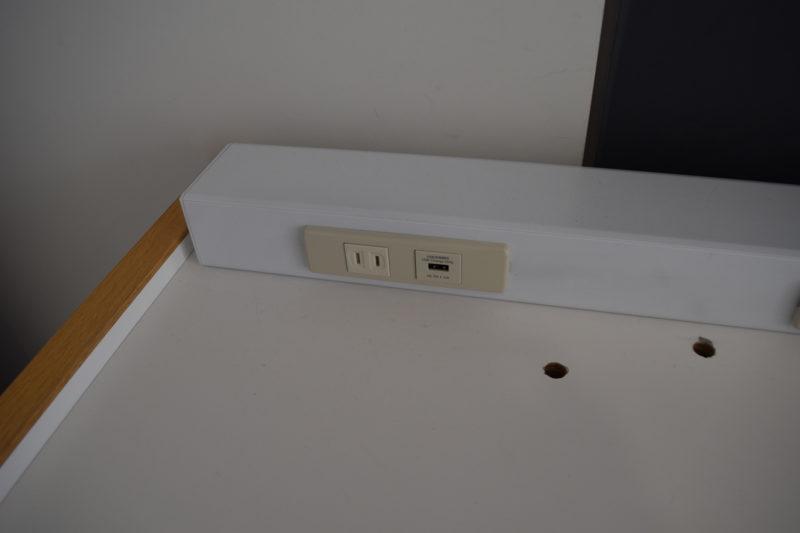 新千歳空港USB充電専用ポート