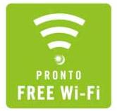 PRONTO FREE Wi-Fi(プロントWi-Fi)