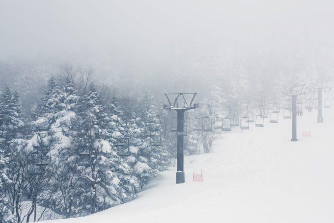 北海道内にあるスキー場のゲレンデが見えるライブカメラ