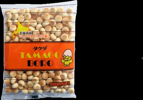 竹田製菓のタマゴホーロは