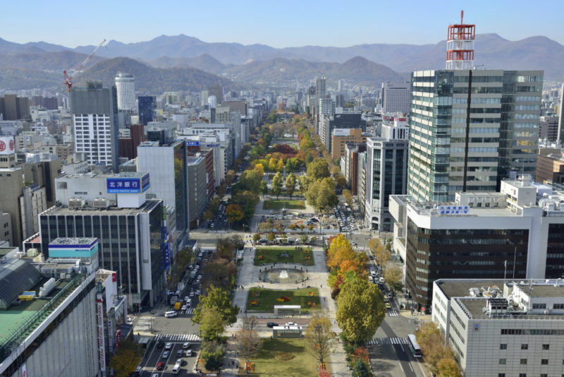 北海道内の観光名所に設置されているライブカメラ一覧