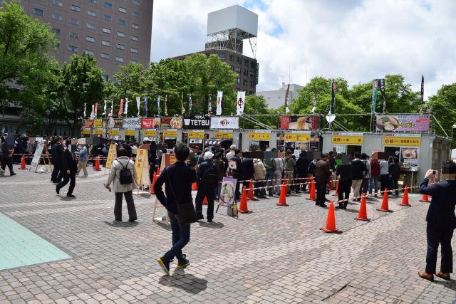 札幌ラーメンショー2015
