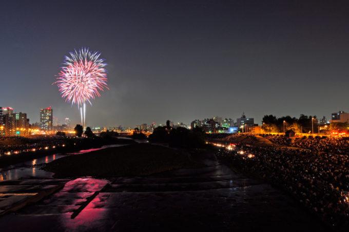 北海道の花火大会2018