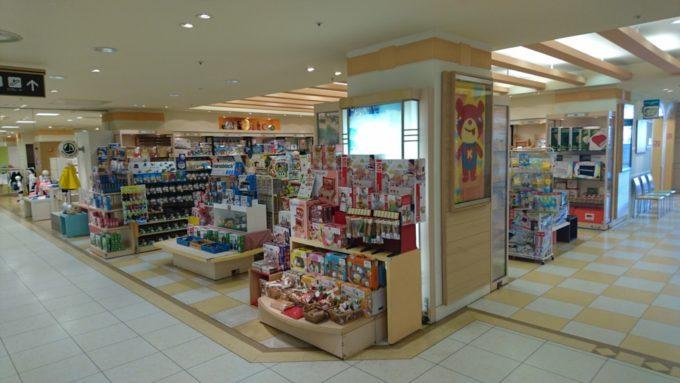 大丸札幌店おもちゃコーナー