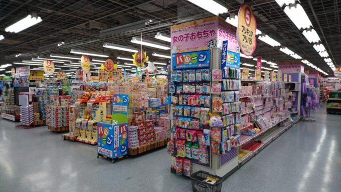 ヨドバシカメラマルチメディア札幌おもちゃコーナー