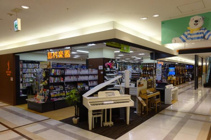 島村楽器札幌ステラプレイス店