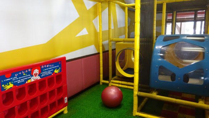 子供向けプレイランドがある北海道のマクドナルド一覧