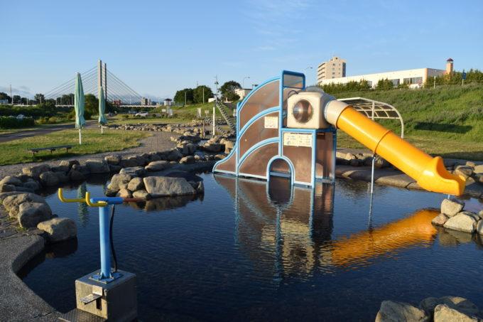 札幌市内で水遊びができる遊水路・プールのある公園・緑地一覧