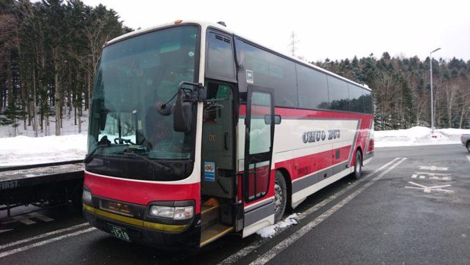 札幌・帯広の都市間高速バス「ポテトライナー」