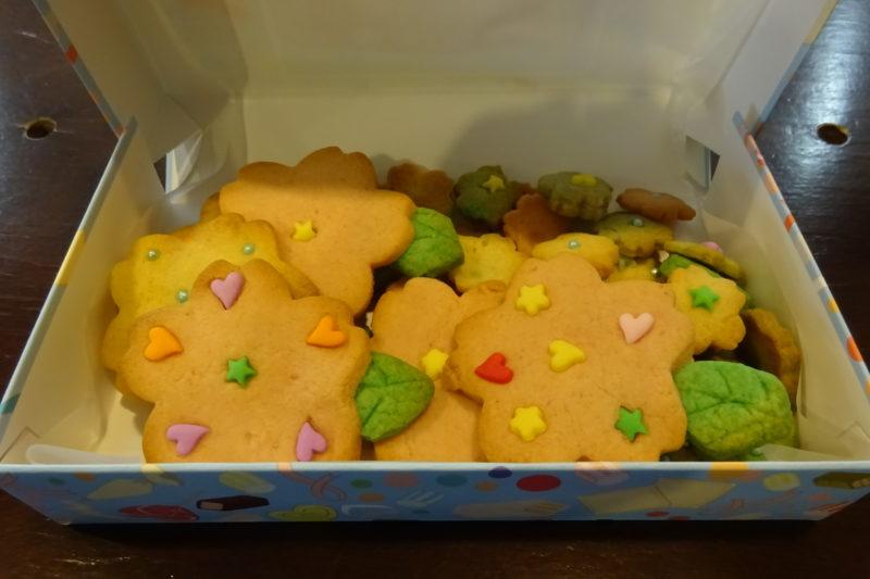 さくらのクッキー