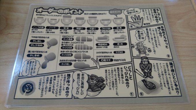 十勝豚丼いっぴんメニュー