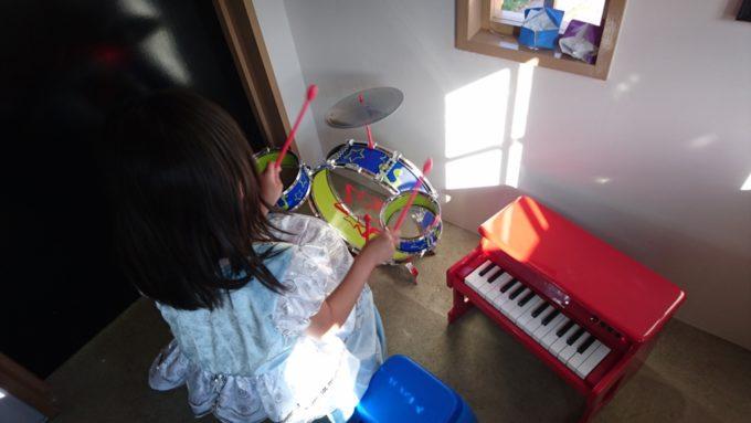 音楽家の家