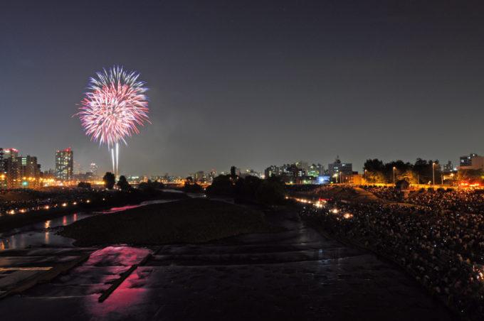 札幌・道央の花火大会