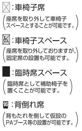 札幌文化芸術劇場「hitaru」座席