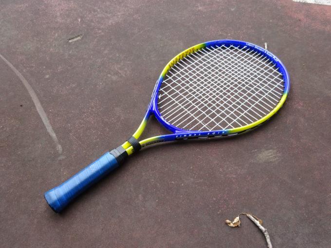 ショートテニス用のラケット