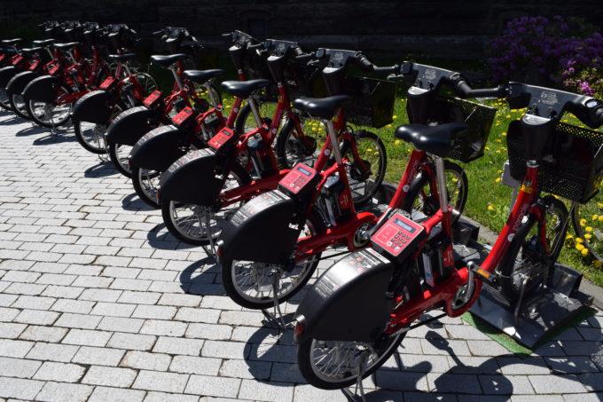 北海道のシェア自転車・シェアサイクル一覧
