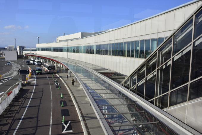 新千歳空港発着の空港送迎定額タクシー