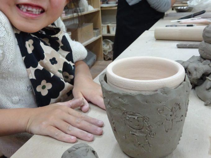 マグカップ陶芸