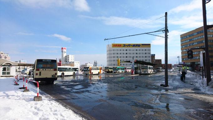 北海道の路線バス16社の乗り方一覧