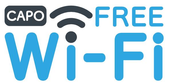 CAPO Wi-Fi(キャポWi-Fi)