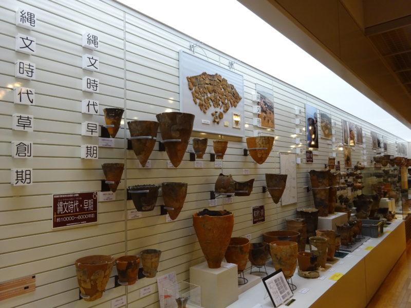 縄文時代の土器