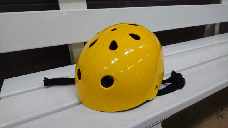 ヘルメットは幼児から使える子供用