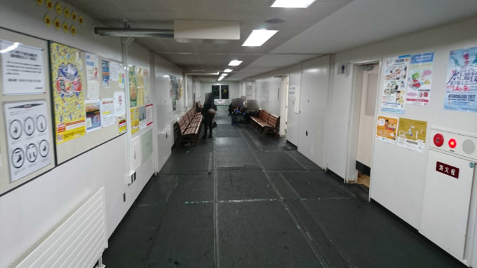 札幌市美香保体育館トイレ