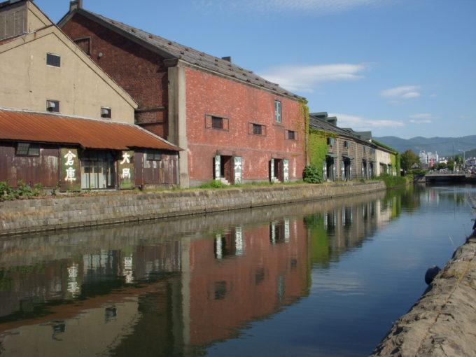 小樽運河・小樽堺町通り商店街付近の最大料金がある駐車場・コインパーキング