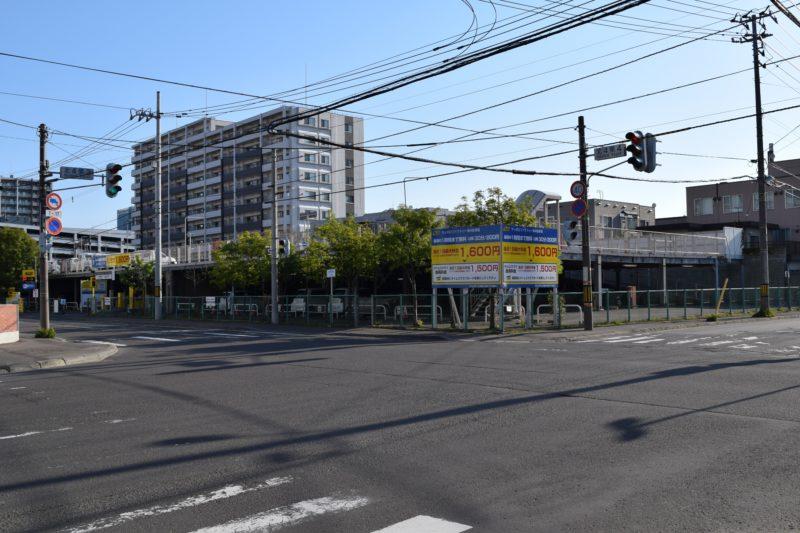 タイムズサッポロファクトリー第4駐車場