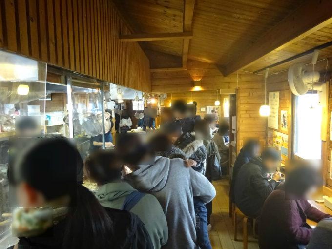 かばと製麺所店内