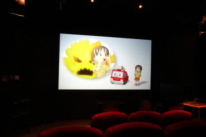 幼児向け2D映画(10分)のおはしもレンジャー