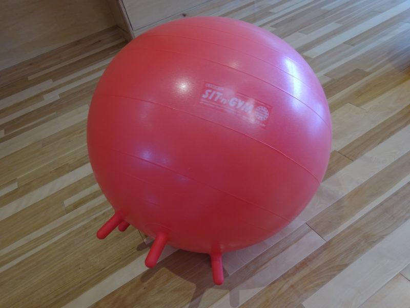 ギムニクのシッティングジム「バランスボール」