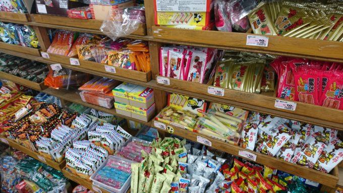 北海道の駄菓子屋一覧