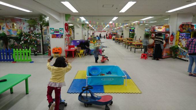 キッズユーエスランド篠路店(北海道札幌市北区)