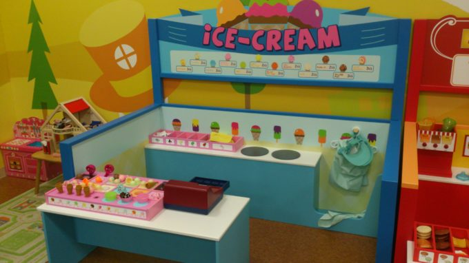 アイスクリームショップ