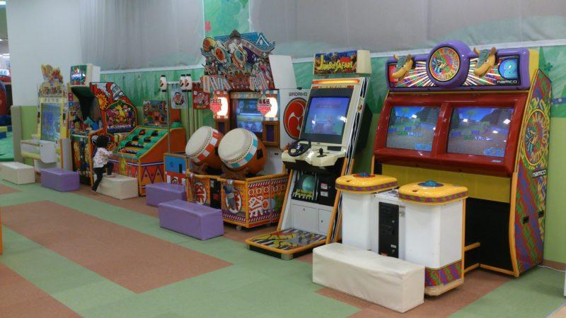 ゲームマシン広場