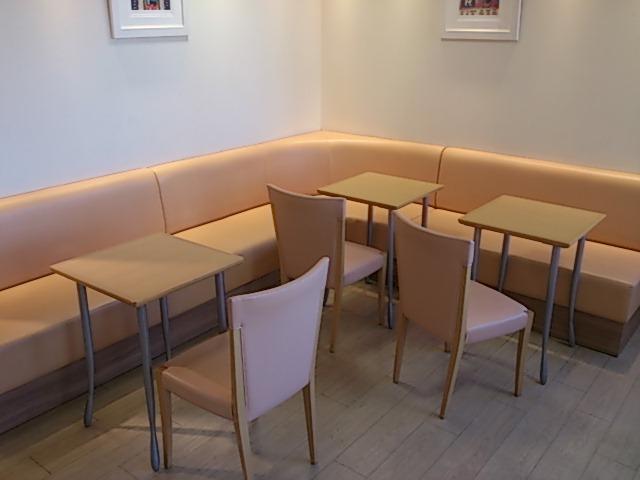 休憩・飲食スペース