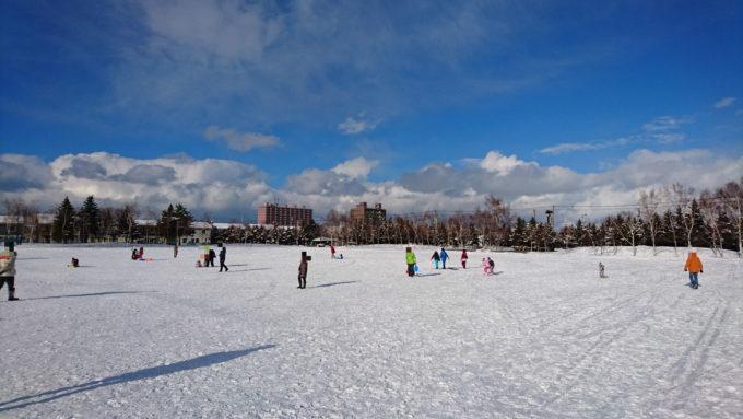 圧雪広場(多目的広場)
